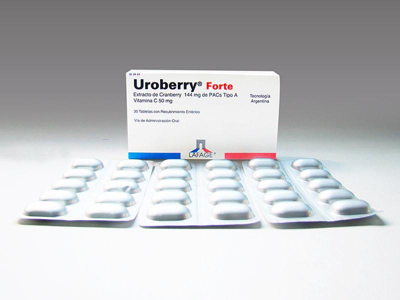 UROBERRY® FORTE