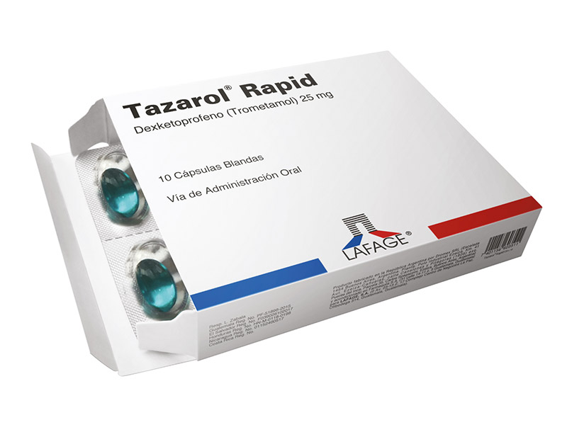 TAZAROL® Rapid
