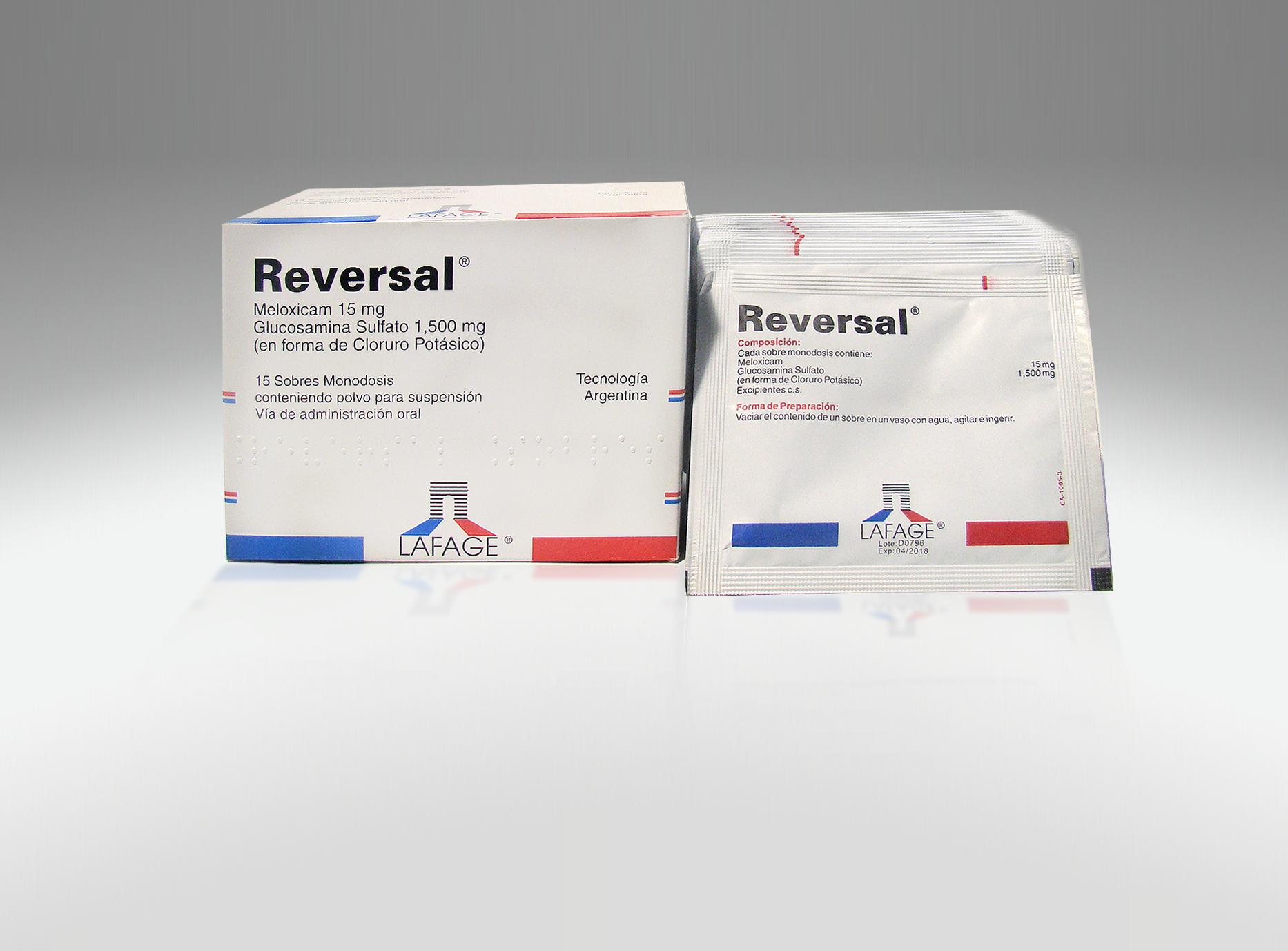REVERSAL® (sobres)