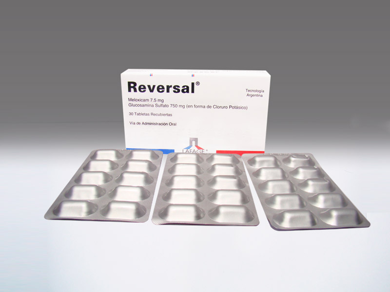 REVERSAL® (tabletas)