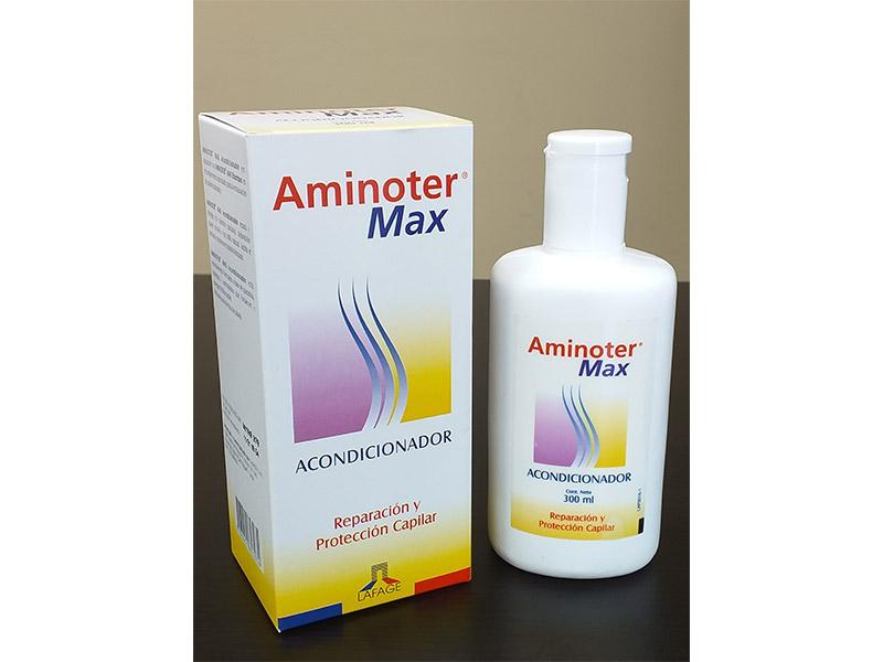 AMINOTER® MAX ACONDICIONADOR