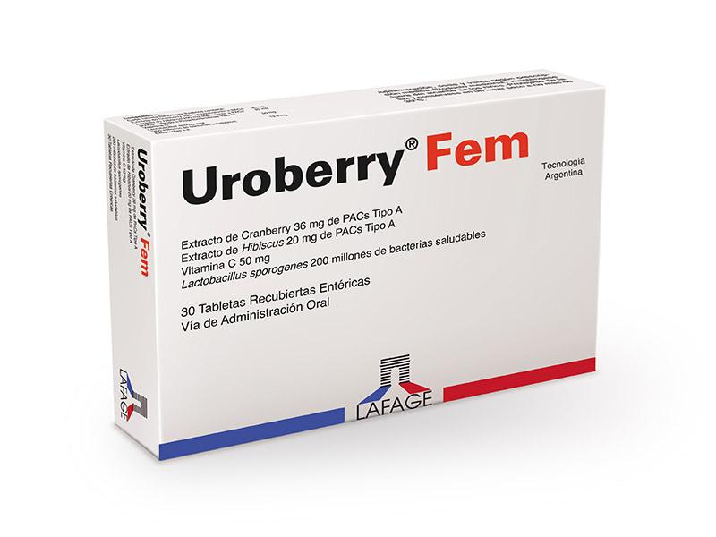 Uroberry® Fem